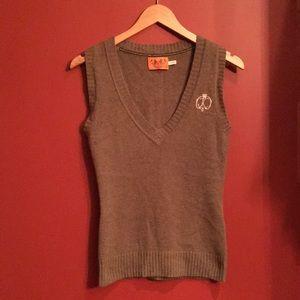 Women's Juicy Sweater Vest